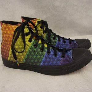 Converse All-Stars Unisex Rainbow High Tops
